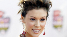 Alyssa Milano shares update on uncle after they were in a car crash
