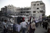 Israel approves steps to ease Gaza Strip blockade