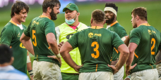 Springbok good news: Duane Vermeulen is recovered and raring to whisk!