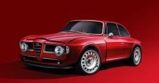 The Emilia GT Veloce Restomod Makes utilize of A 503bhp Giulia Quadrifoglio V6