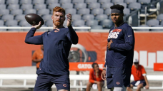 While Fields waits, Bears going with Dalton at QB for now