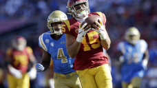 With focus on football, USC WR London ready to dominate