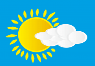 Weather forecast, alerts and UVB index for all South African provinces, 03 September 2021