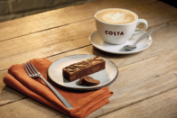 Costa introduces delicious Terry's chocolate orange brownie as part of autumn menu