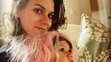 Hilarie Burton's Daughter 'Loves' Carrying Her 'Walking Dead' Wig