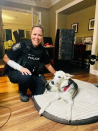 B.C. dog reunited with owner after missing for 5 days in stolen car