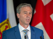 N.S. premier says COVID rules will remain until 75 per cent of the population vaccinated