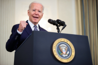 Biden urges Congress to pass his economic plans after weak jobs document: 'Our country needs these investments'