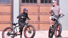 Renee Zellweger & Original BF Ant Anstead Accumulate pleasure from Bike Riding Date In Laguna Seaside — Photograph