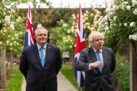 Coronavirus news: UK to send four million Pfizer Covid vaccine doses to Australia