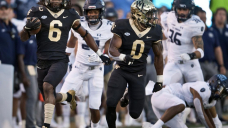 Beal-Smith, Taylor help Wake Forest beat Used Dominion 42-10
