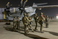 Afghanistan pullout sparks EU calls for more military might
