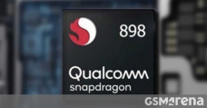 Snapdragon 898-powered vivo pops-up on GeekBench
