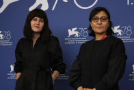 Afghan filmmakers at Venice fear loss of identity, culture