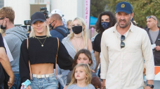 Brian Austin Inexperienced & Sharna Burgess Step Out For Family Evening With His 3 Youth Noah, 8, Bodhi, 7, & Inch, 5