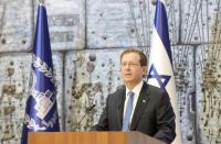 Herzog secretly met King Abdullah at his palace in Amman