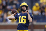 Michigan transfer throws FCS-file 10 TD passes for Presbyterian