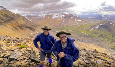 Memorable time out: B.C. dad, 78, son, fifty three, visit spectacular, remote park for adventurous hike