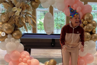 Internal Kerry Katona's surprise 41st birthday party thrown by fiancé Ryan and kids