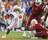 Florida football's offensive identity is changing to fit the team's talent