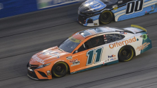 Denny Hamlin wins Southern 500 to open NASCAR Cup playoffs