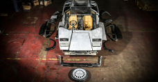 This Dismantled Lamborghini Countach Is A Dream Frigid weather Project