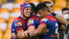 Knights back attack to win ugly in finals