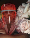 This Light Therapy Mask Is a Fraction of the Designate of Kourtney Kardashian's