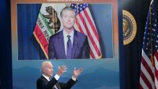 Biden to campaign for Gov. Gavin Newsom in California in final days before recall election