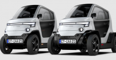 This Shrimp EV Can Alter Its Width On The Scoot