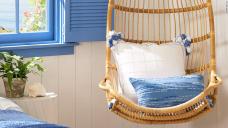 The coolest rattan furniture and decor, according to interior designers