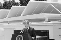 Joe Biden's Photograph voltaic Map and the Prescience of Jimmy Carter