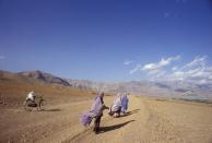 The Other Afghan Ladies folk