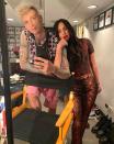 Fresh Bling? Megan Fox Sparks Engagement Speculation at MGK's VMAs Rehearsal