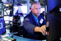 Stock futures lower after Dow and S&P 500 fall for the third straight session