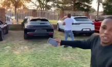 Flashy businessman Hamilton Ndlovu 'banned from selling his vehicles'