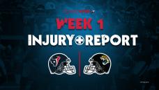Texans vs. Jaguars Thursday injury file: LB Kevin Pierre-Louis did not participate
