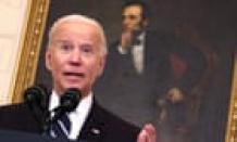 Biden announces new US vaccine mandates to 'turn the tide of Covid-19'