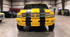 This Widened Dodge Ram Leaves Us With Many Questions