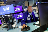 Stock futures little changed after Dow, S&P post fourth day of losses