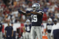 Cowboys Participant of Sport: Amari Cooper earns Week 1 honors with near perfect performance