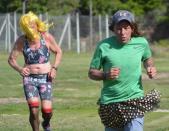 Men dress up for Kowie Striders fun run