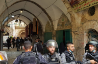 Stabbing attack in Jerusalem's Faded City as clashes erupt across W. Bank