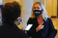 Republican representative compares vaccine mandate to Nuremberg Code