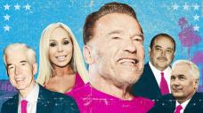 Total Recall: How the election of Arnold Schwarzenegger became a political circus