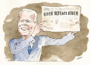 Biden's Immense News