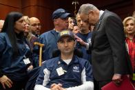 Cancer circumstances, medical complications surge for 9/11 survivors, CDC report says