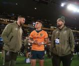 Rennie denies panicking with Quade Cooper pick as Springboks loom