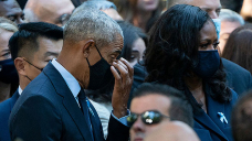 Barack & Michelle Obama Be half of Invoice & Hillary Clinton To Commemorate 9/11 — See More Celeb Tributes