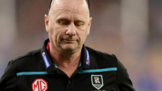 Port coach pained by AFL final loss